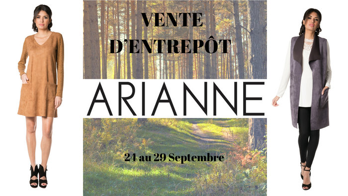 c220d3be3d Don t miss the Arianne Fall warehouse sale! Sample price drop! Thursday