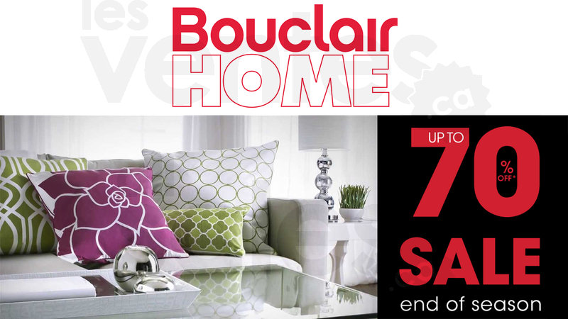 Home Decor Up To 70% Off At Bouclair