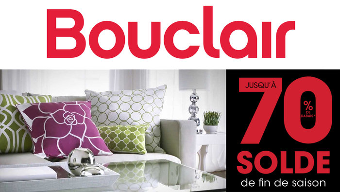 Home decor up to 70 off at bouclair for Home decor 70 off