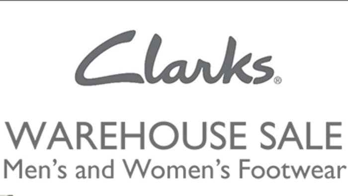 9e44729d71ac It is Clarks Warehouse Sale from June 19th to 23rd in Ontario! Get huge  discount on wide selection of footwear for men   women   sandals