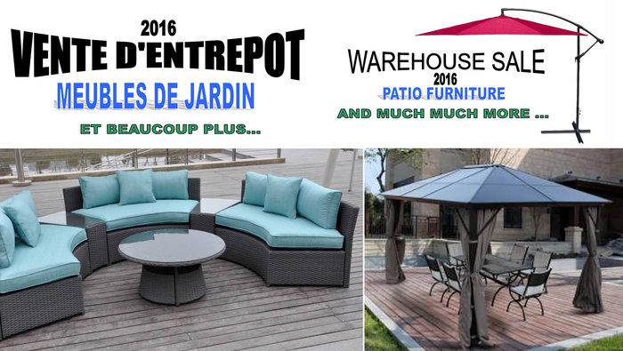 Astonishing Patio Furniture Outdoor Decor Mega Sale Allsales Ca Interior Design Ideas Philsoteloinfo