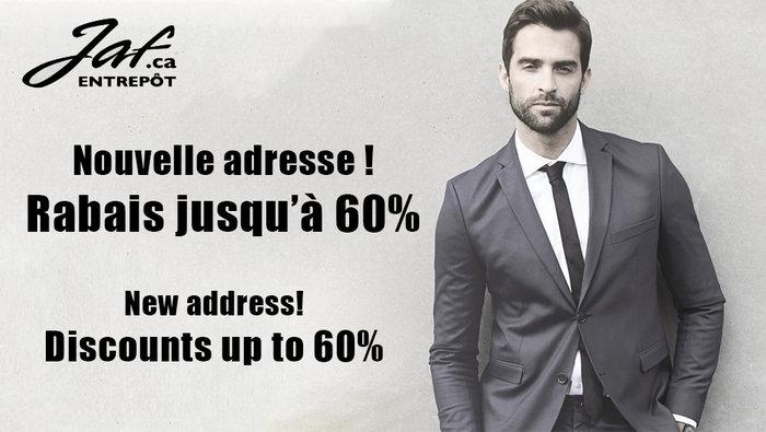 e92a4b5a2f Menswear liquidation center up to 60%