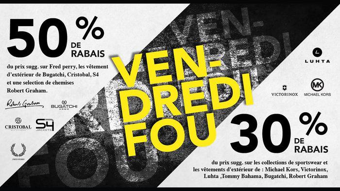 Pret A Rabais >> Men S Fashion Black Friday Sale 30 50 Allsales Ca