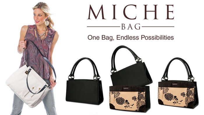 168c581766 One day a year for 3 hours, it's the ultimate Miche Canada handbags sale on  Saturday May 28th, in Courtice (Ontario)! Hundreds of Miche bags, shells,  ...