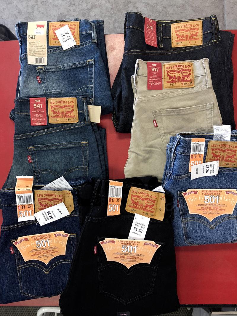 Levi 550 Mens Jeans