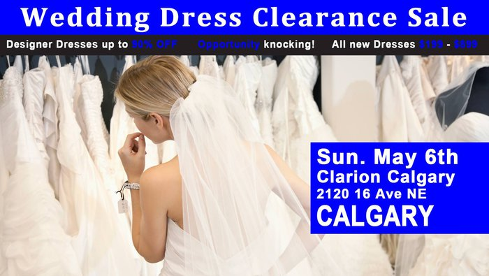 Calgary : Bridal Sale up to 90% off | allsales.ca