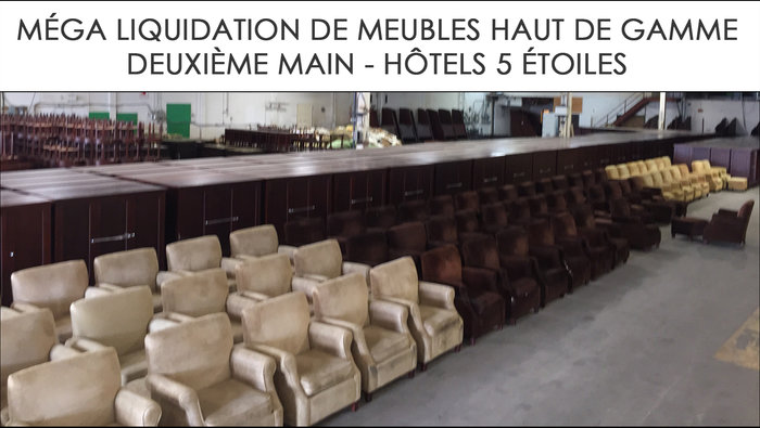 Furniture Liquidation From 5 Stars Hotel Allsales Ca