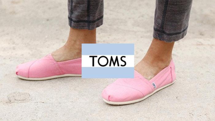 Hamilton : TOMS Warehouse Sale