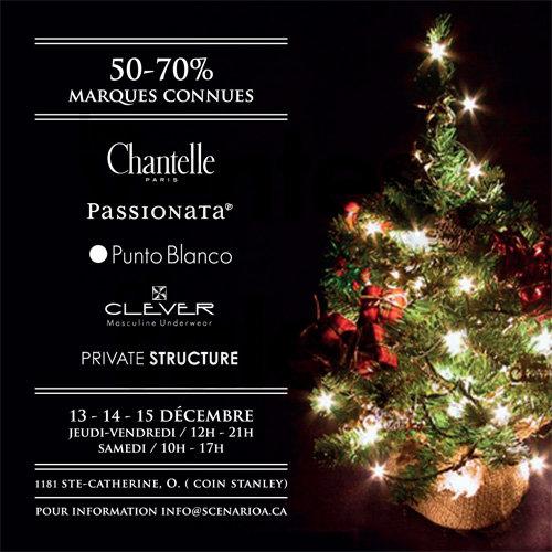 Chantelle Passionata Clever 5070  allsalesca