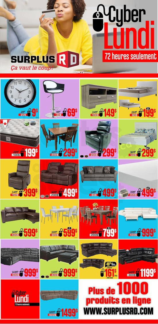 Cyber Monday Furniture Sale Up To 40
