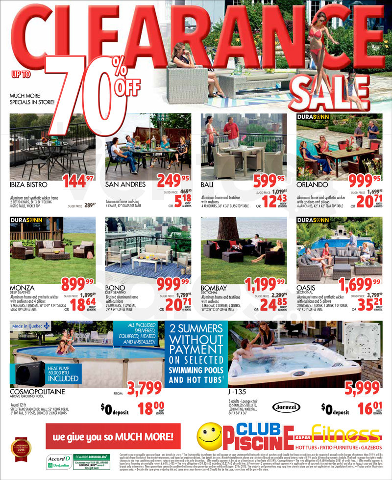 Club Piscine Clearance 70 Off Allsales Ca