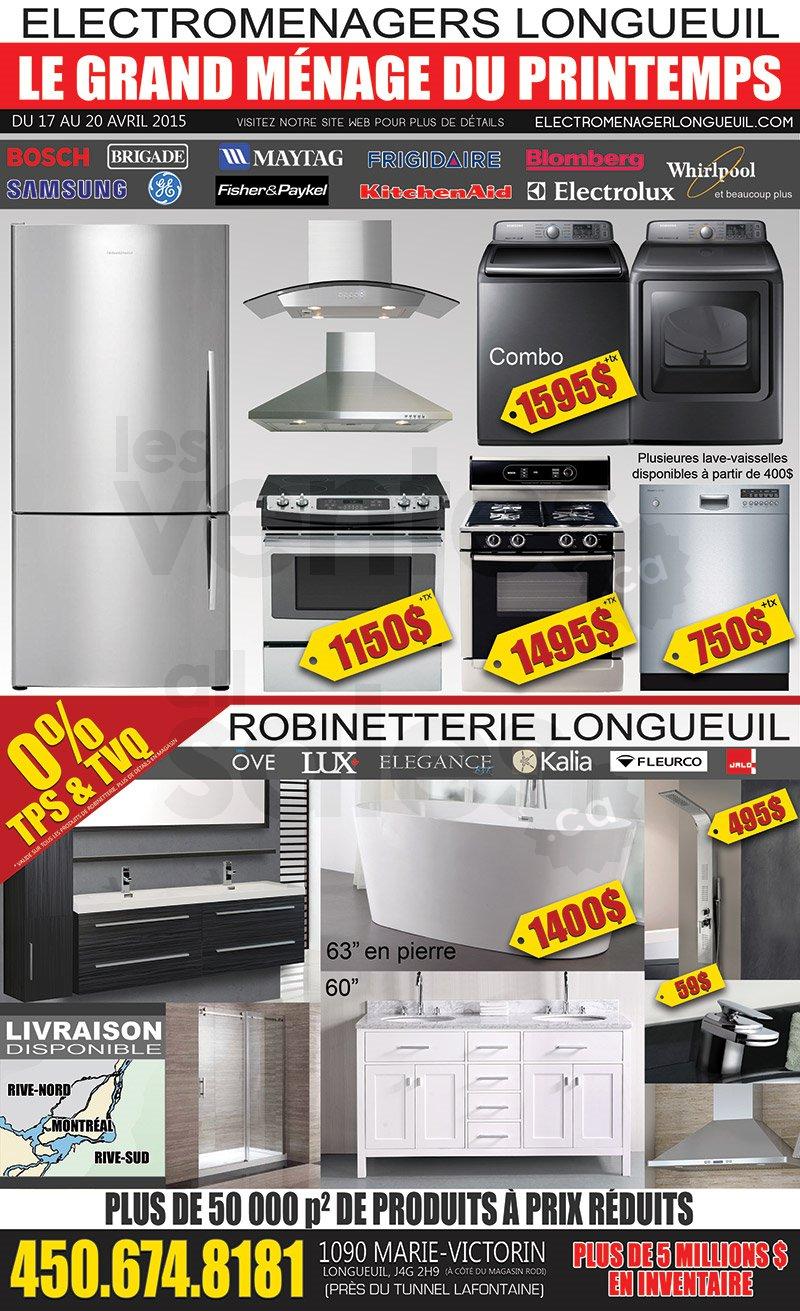Bathroom vanities laval - Big Home Appliances Sale Amp More Allsales Ca