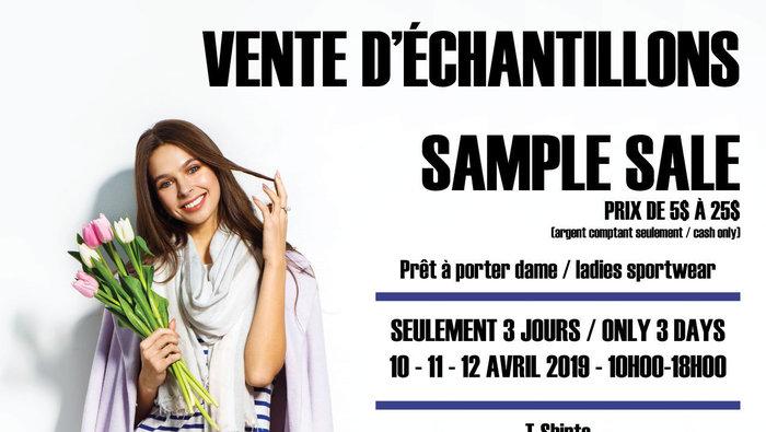 cf62809bfc Ladies and girls sample sale  5- 25